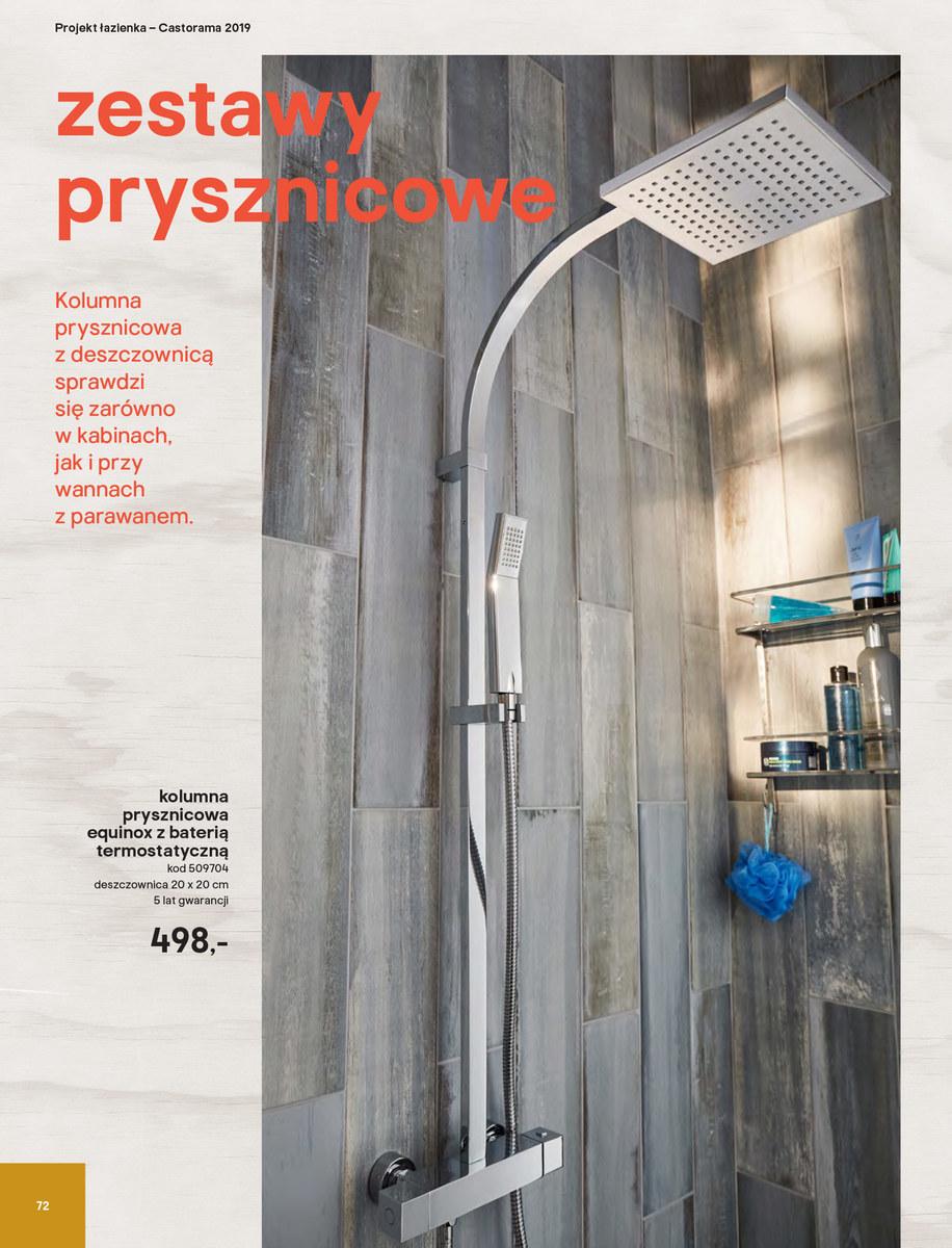 Gazetka Castorama Projekt łazienka 2019 10 06 2019 31