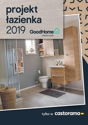 Projekt łazienka 2019