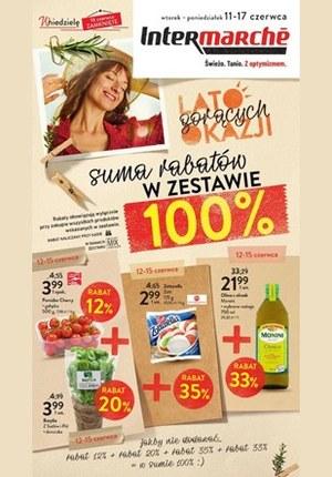 Gazetka promocyjna Intermarche Super, ważna od 11.06.2019 do 17.06.2019.