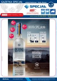 Gazetka promocyjna Specjał, ważna od 10.06.2019 do 23.06.2019.