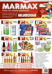 Gazetka promocyjna Marmax - Oferta handlowa - ważna do 23-06-2019