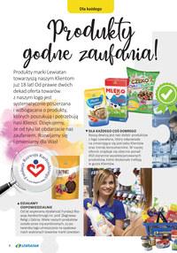 Gazetka promocyjna Lewiatan, ważna od 11.06.2019 do 31.08.2019.