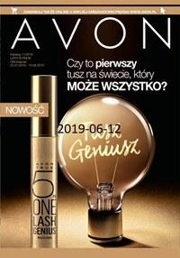 Gazetka promocyjna Avon, ważna od 25.07.2019 do 15.08.2019.