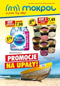 Gazetka promocyjna Mokpol, ważna od 12.06.2019 do 25.06.2019.