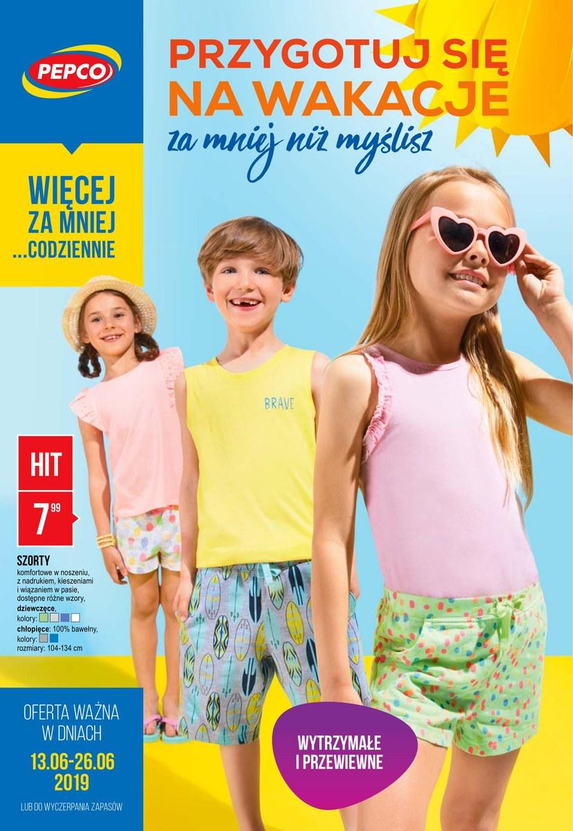 9ab113456a61c0 Gazetka Promocyjna Pepco - Promocyjni.pl - oferta do 2019-06-26. (50523)
