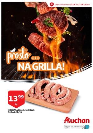 Gazetka promocyjna Auchan, ważna od 13.06.2019 do 23.06.2019.