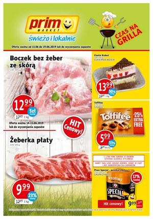 Gazetka promocyjna Prim Market, ważna od 13.06.2019 do 19.06.2019.