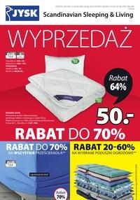 Gazetka promocyjna Jysk, ważna od 13.06.2019 do 26.06.2019.