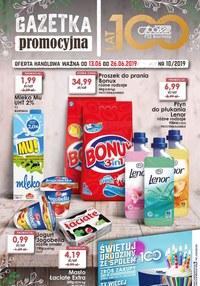 Gazetka promocyjna PSS Bochnia, ważna od 13.06.2019 do 26.06.2019.