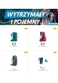 Gazetka promocyjna Decathlon, ważna od 13.06.2019 do 15.07.2019.