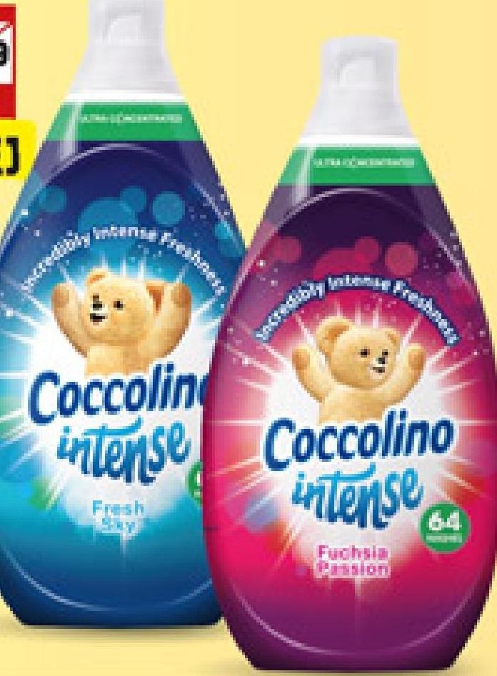 Płyn do płukania tkanin Coccolino niska cena