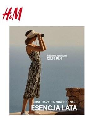 Gazetka promocyjna H&M, ważna od 13.06.2019 do 15.07.2019.