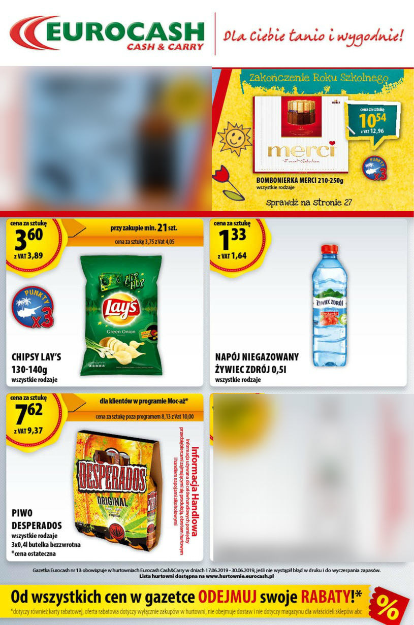 Eurocash Cash&Carry: 2 gazetki