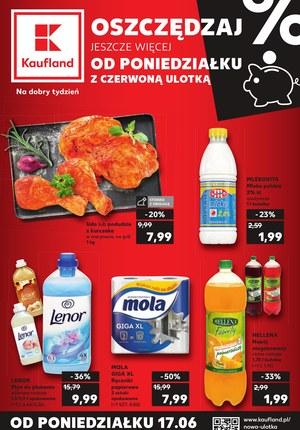 Gazetka promocyjna Kaufland, ważna od 17.06.2019 do 19.06.2019.