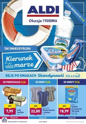 Gazetka promocyjna Aldi, ważna od 24.06.2019 do 30.06.2019.