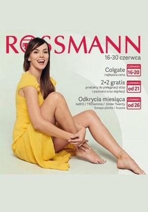 Gazetka promocyjna Rossmann, ważna od 16.06.2019 do 30.06.2019.