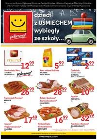 Gazetka promocyjna Uśmiechnięte Zakupy, ważna od 18.06.2019 do 01.07.2019.