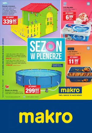 Gazetka promocyjna Makro Cash&Carry, ważna od 18.06.2019 do 01.07.2019.