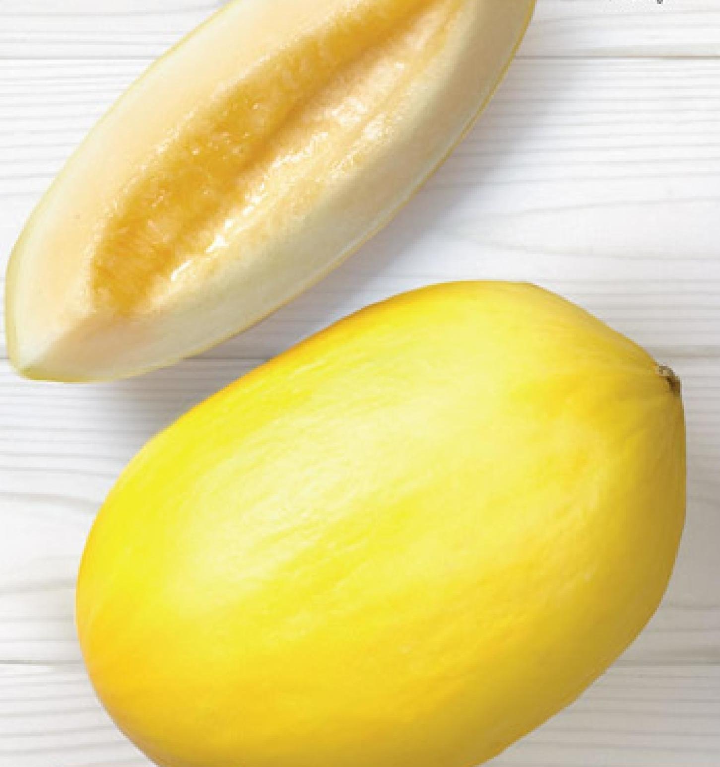 Melon żółty niska cena