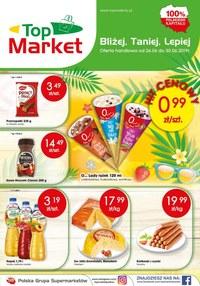 Gazetka promocyjna Top Market, ważna od 24.06.2019 do 30.06.2019.