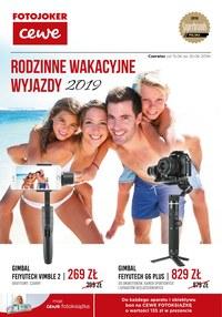 Gazetka promocyjna Fotojoker, ważna od 15.06.2019 do 30.06.2019.