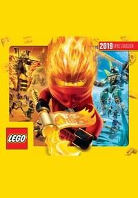 Gazetka promocyjna Lego, ważna od 01.07.2019 do 31.12.2019.