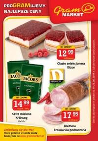 Gazetka promocyjna Gram Market, ważna od 19.06.2019 do 25.06.2019.