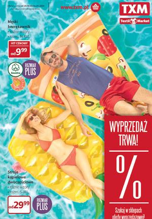 Gazetka promocyjna Textil Market, ważna od 19.06.2019 do 02.07.2019.