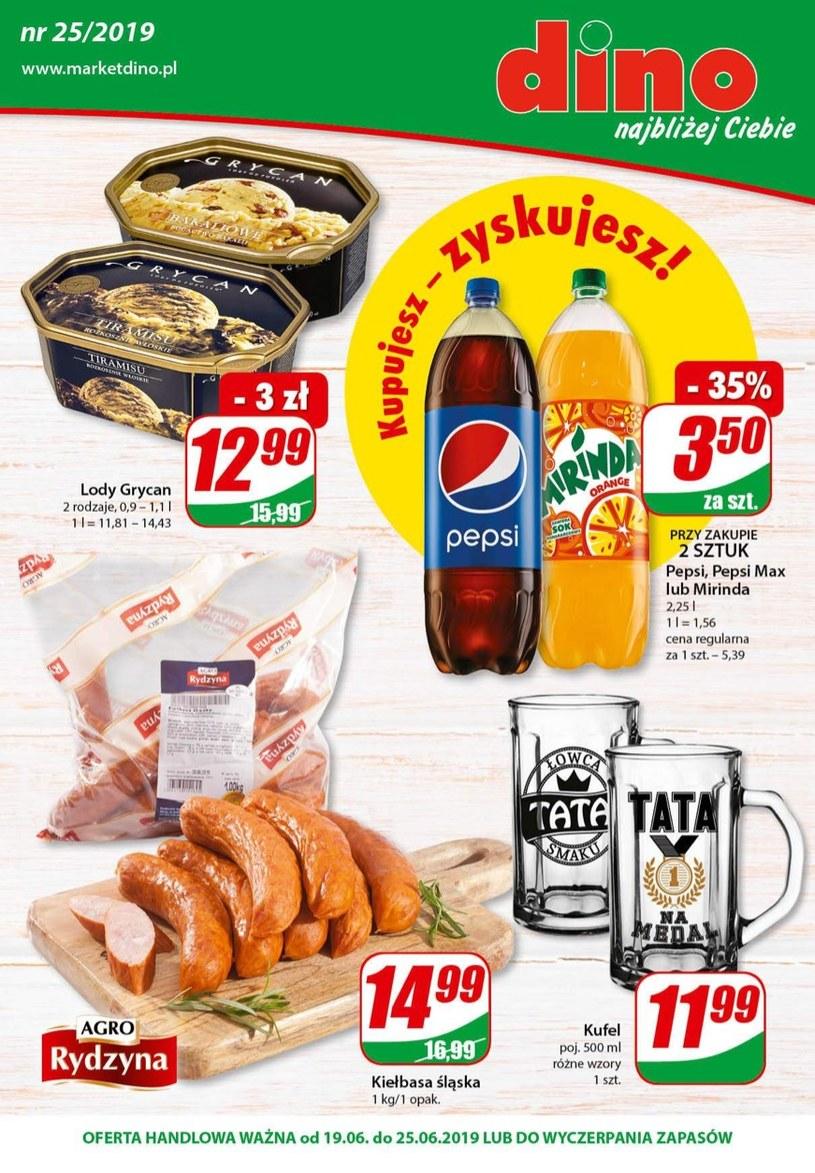 Gazetka promocyjna Dino - ważna od 19. 06. 2019 do 25. 06. 2019