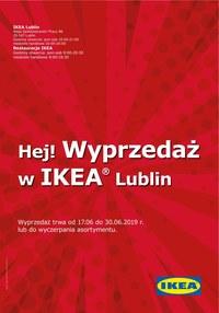 Gazetka promocyjna IKEA, ważna od 17.06.2019 do 30.06.2019.