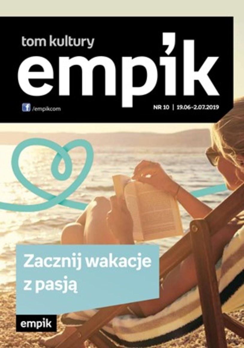 Gazetka promocyjna EMPiK - ważna od 19. 06. 2019 do 02. 07. 2019
