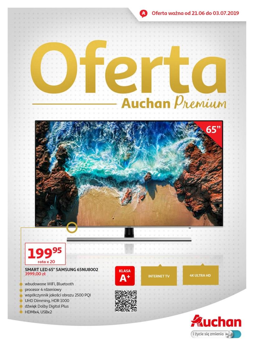 Gazetka promocyjna Auchan - ważna od 21. 06. 2019 do 03. 07. 2019