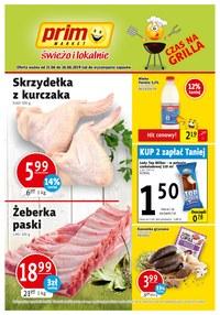 Gazetka promocyjna Prim Market, ważna od 21.06.2019 do 26.06.2019.