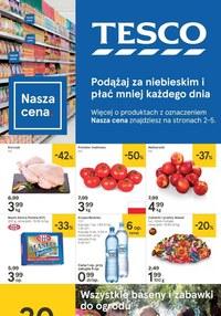 Gazetka promocyjna Tesco, ważna od 27.06.2019 do 03.07.2019.