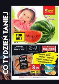Gazetka promocyjna Twój Market, ważna od 24.06.2019 do 02.07.2019.