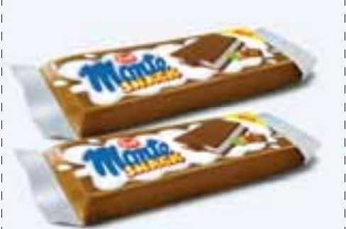 Kanapka mleczna Monte Snack niska cena