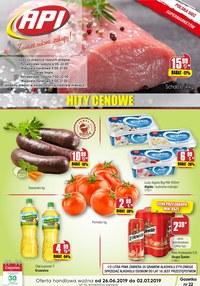Gazetka promocyjna Api Market, ważna od 26.06.2019 do 02.07.2019.