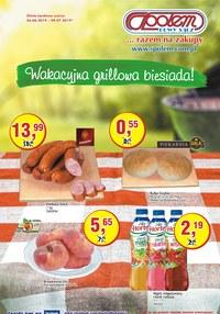 Gazetka promocyjna PSS Społem Nowy Sącz, ważna od 26.06.2019 do 09.07.2019.