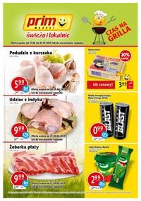 Gazetka promocyjna Prim Market, ważna od 27.06.2019 do 03.07.2019.