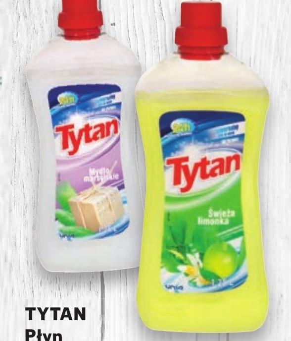 Płyn uniwersalny Tytan niska cena