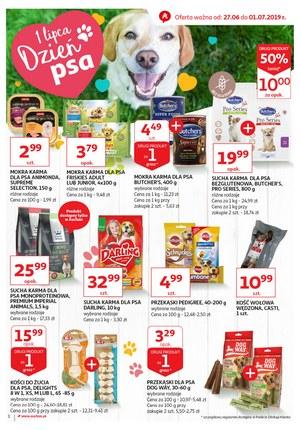 Gazetka promocyjna Auchan, ważna od 27.06.2019 do 01.07.2019.