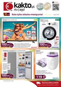 Gazetka promocyjna Kakto.pl, ważna od 01.07.2019 do 31.07.2019.