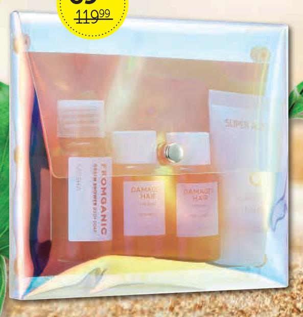 Zestaw mini kosmetyków w kosmetyczce  Missha niska cena