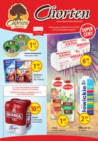 Gazetka promocyjna Chorten - Gazetka promocyjna - ważna do 17-07-2019