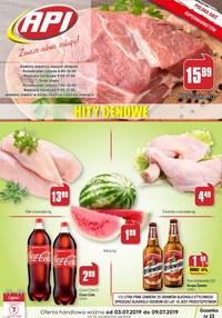 Gazetka promocyjna Api Market - Hity cenowe  - ważna do 09-07-2019