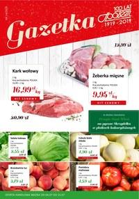 Gazetka promocyjna Społem Kielce, ważna od 04.07.2019 do 15.07.2019.