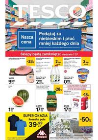 Gazetka promocyjna Tesco Hipermarket - Gazetka promocyjna - ważna do 10-07-2019