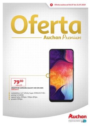Gazetka promocyjna Auchan, ważna od 04.07.2019 do 31.07.2019.