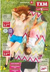 Gazetka promocyjna Textil Market, ważna od 03.07.2019 do 16.07.2019.