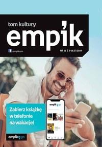 Gazetka promocyjna EMPiK, ważna od 03.07.2019 do 16.07.2019.